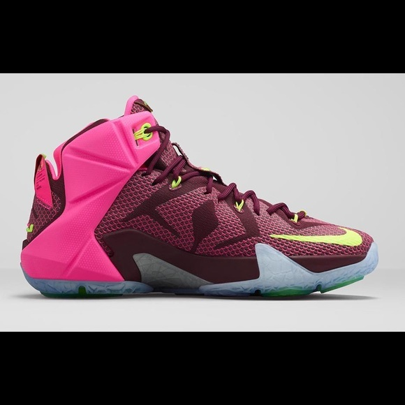 1721f4dda49 Nike Lebron 12 Double Helix shoes. M 5b240da4194dad84452adba2